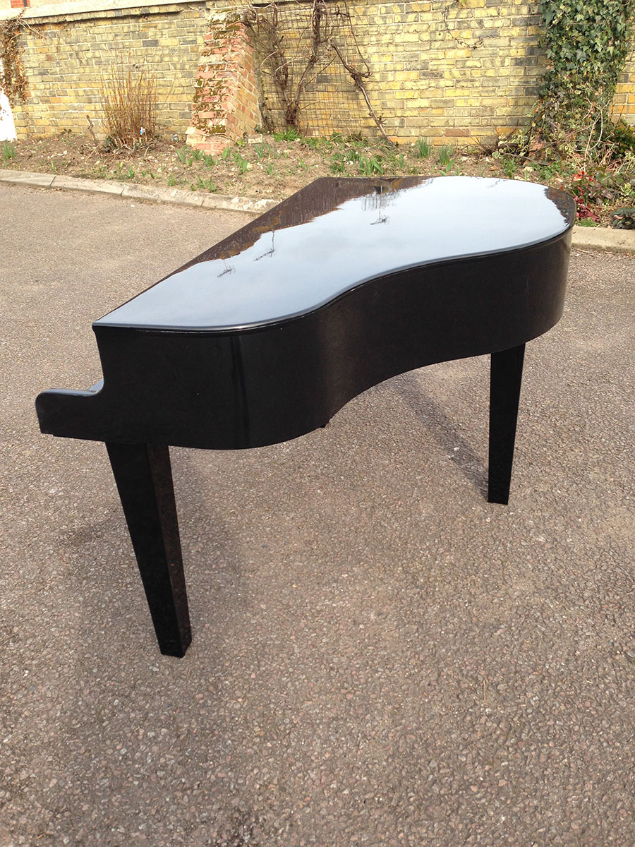 Baby Grand Piano Shells Repmusic